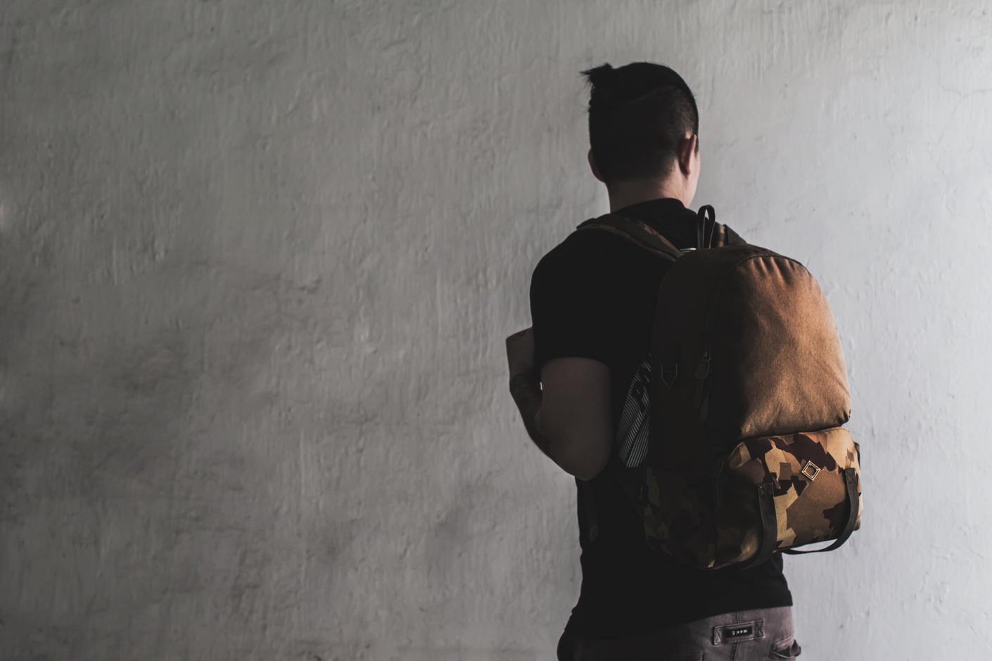 "Brownbreath 2014 Spring/Summer ""Symbiosis"" Backpack Collection"
