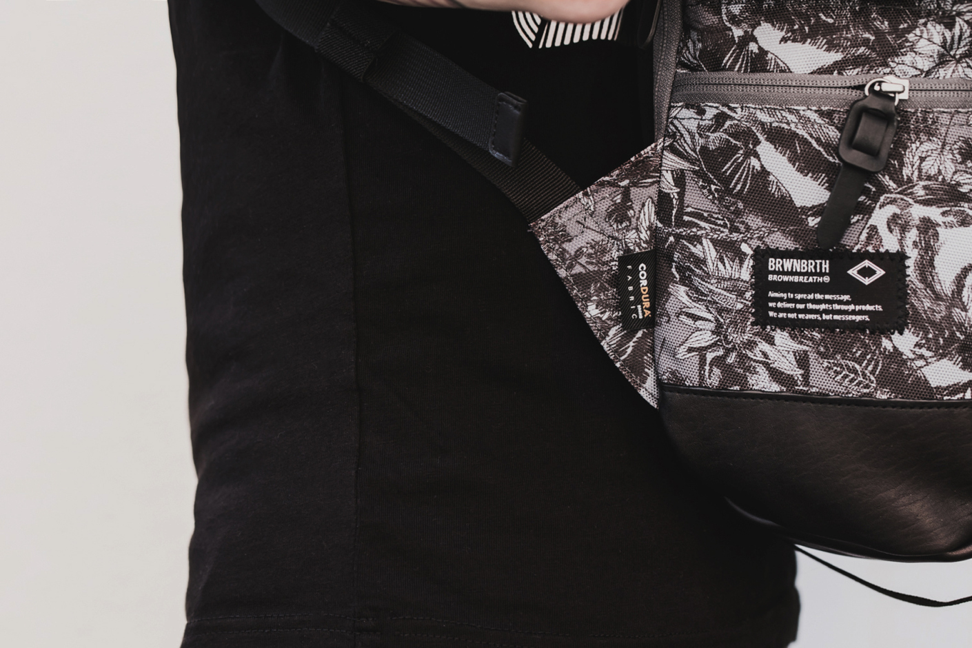 """Brownbreath 2014 Spring/Summer """"Symbiosis"""" Backpack Collection"""