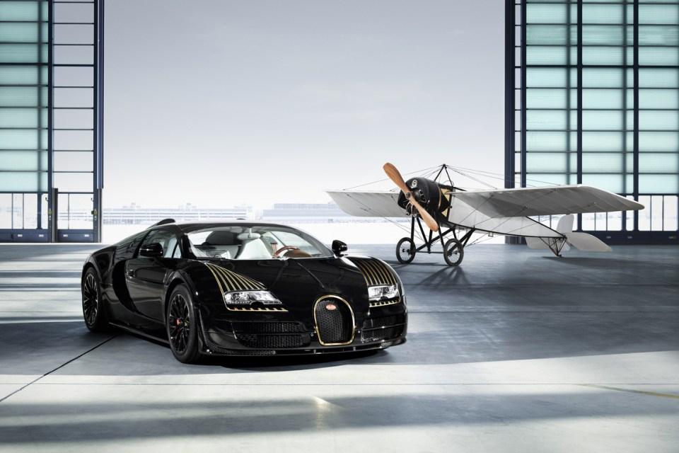 bugatti legends veyron 16 4 grand sport vitesse black. Black Bedroom Furniture Sets. Home Design Ideas