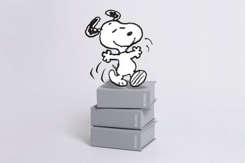 Bunney x Peanuts for Dover Street Market Ginza 2nd Anniversary Project
