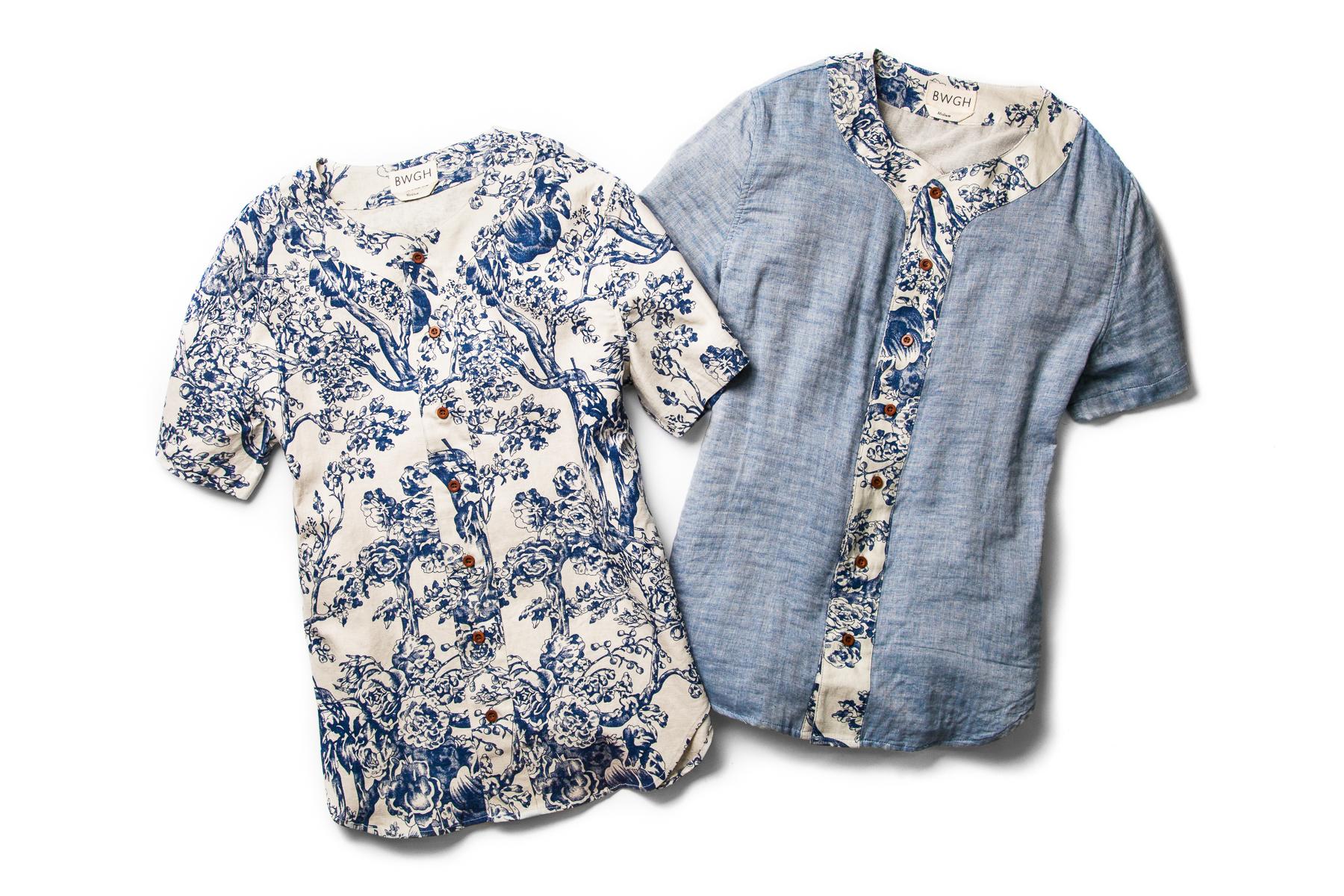 BWGH 2014 Spring/Summer Baseball Shirts