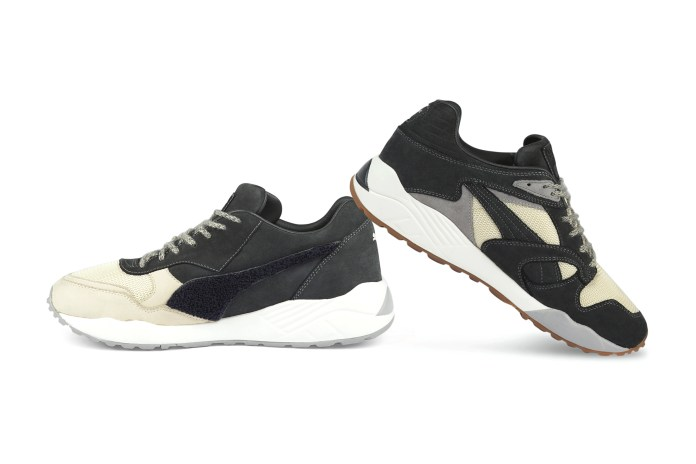"BWGH for PUMA ""Darkshadow"" Footwear Collection"