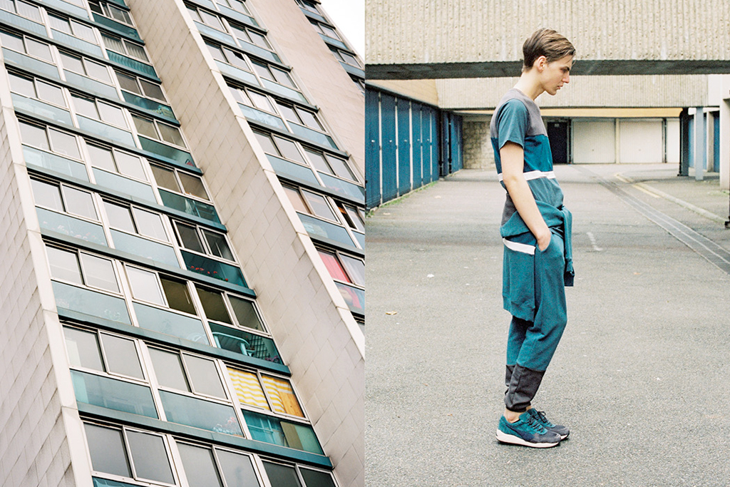 bwgh for puma 2014 spring summer joy lookbook