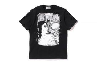 "C.E. x BOUNTY HUNTER 2014 Spring/Summer ""C.E.B.H."" T-Shirt"