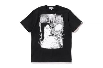 "C.E. x BOUNTY HUNTER 2014 Spring/Summer ""C.E.B.H."" T-Shirt"