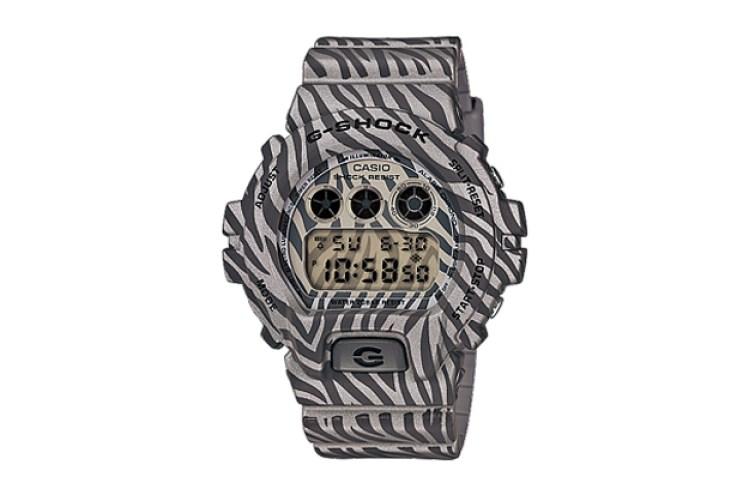 "Casio G-Shock DW-6900ZB ""Zebra Camouflage"" Series"