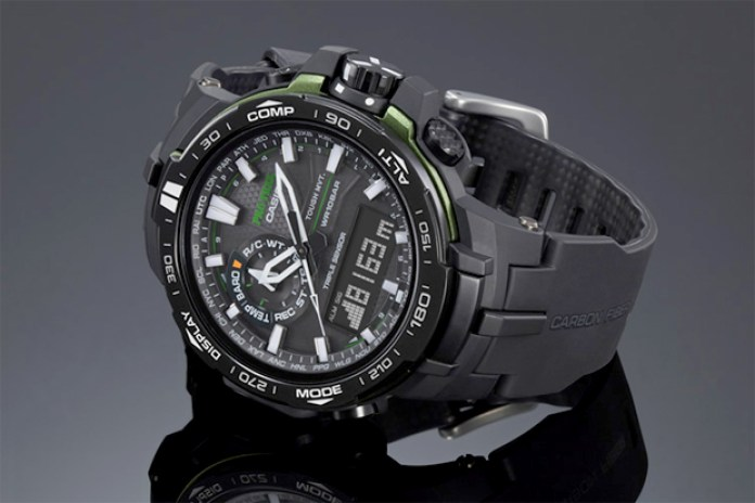 Casio Pro Trek PRW6000Y Watch