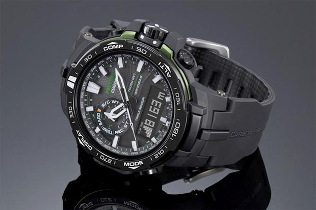 Casio Pro Trek PRW6000Y Watch