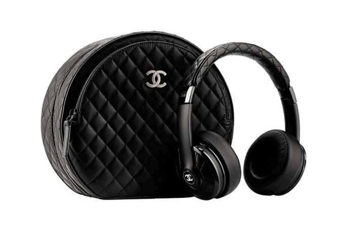 Chanel x Monster Headphones