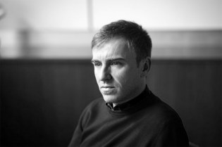 Check Out This Snippet from the 'Dior and I' Documentary with Raf Simons