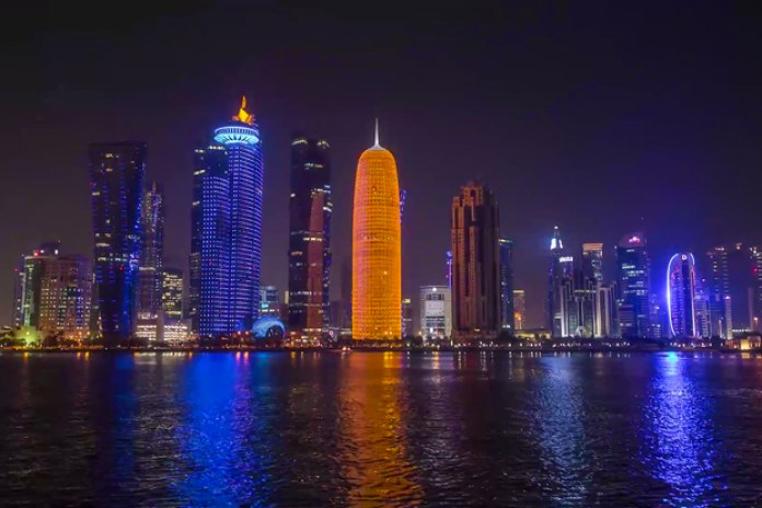 Check Out this Stunning Time-Lapse Video of Doha, Qatar