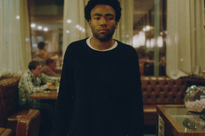 "Childish Gambino featuring Problem ""Sweatpants"" Music Video"