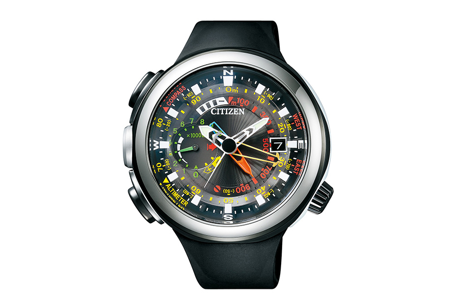 citizen promaster eco drive watch