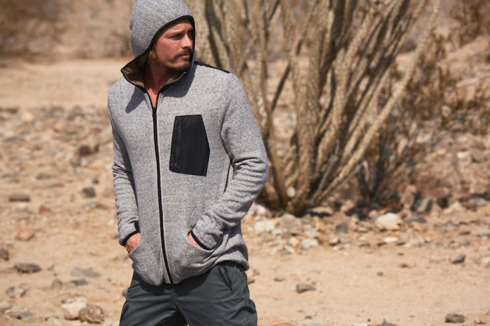 COLDSMOKE Avanni Fleece Collection