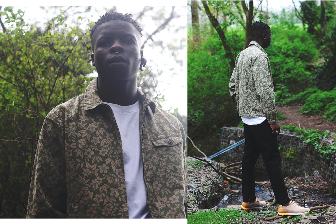 commonn 2014 spring summer lookbook