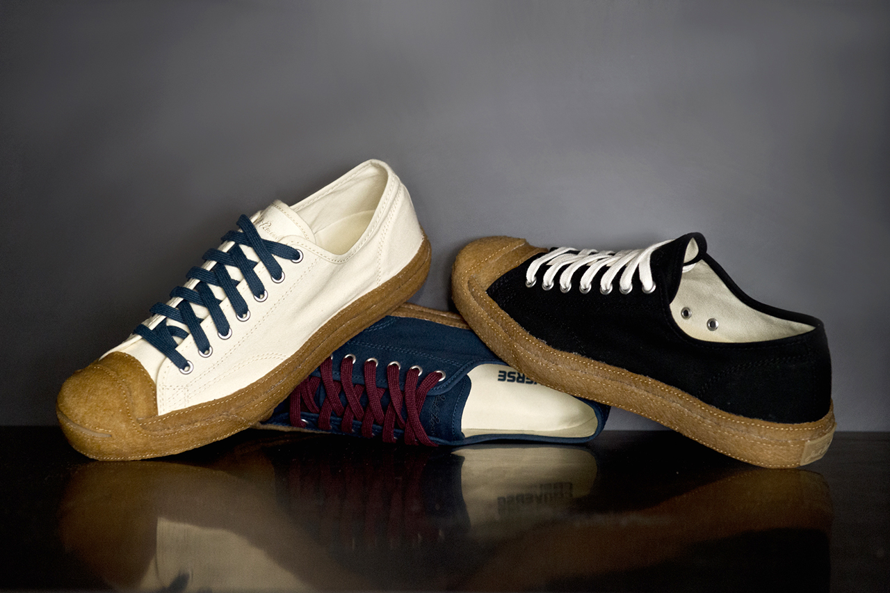 Converse 2014 Summer Premium Jack Purcell Crepe Collection