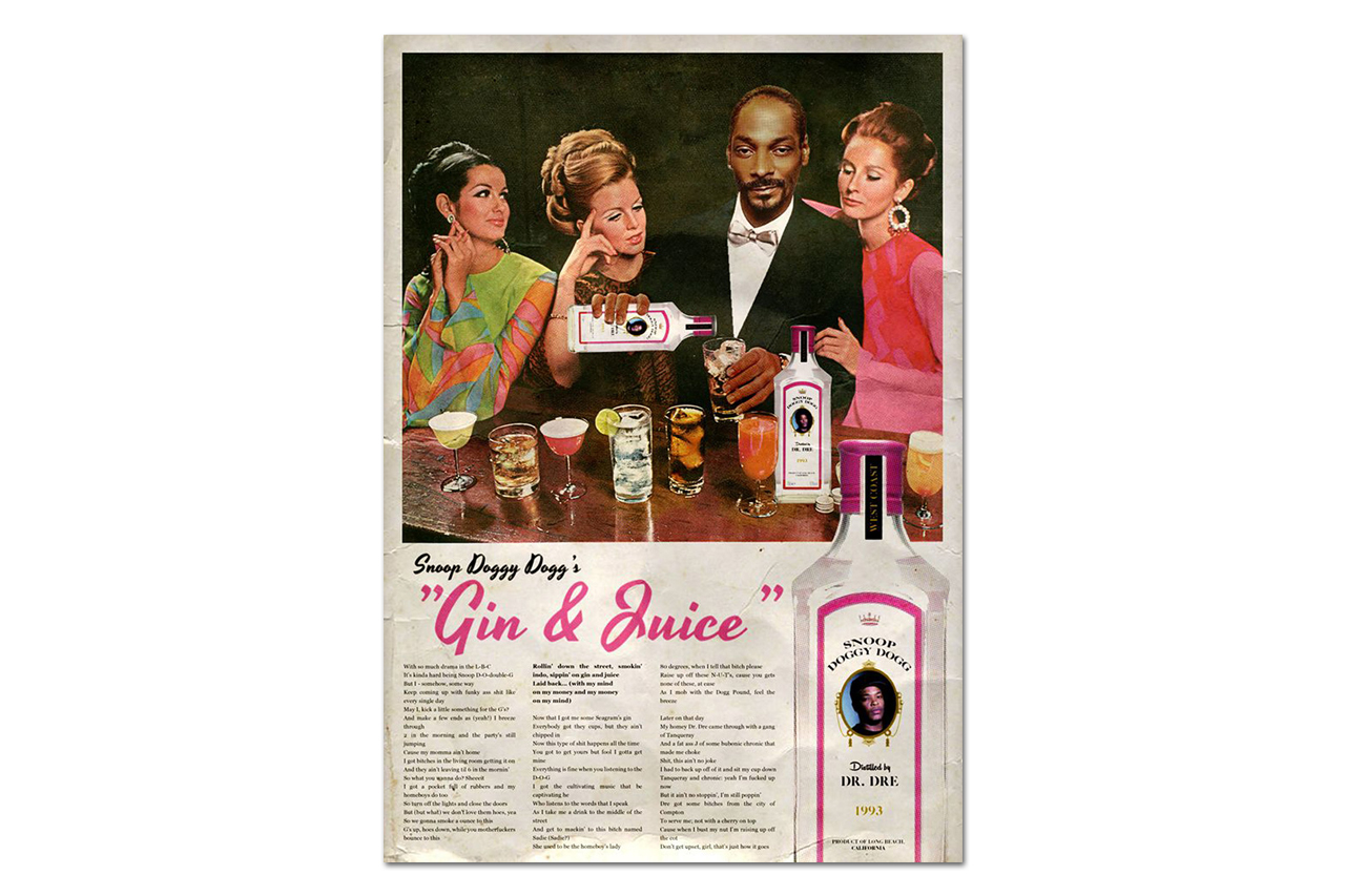 David Redon Remixes Vintage American Advertisements with Pop Icons
