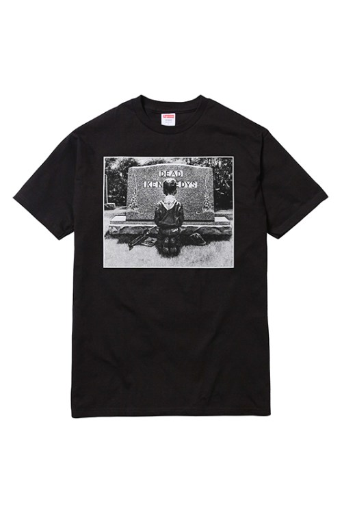 Dead Kennedys x Supreme 2014 Capsule Collection