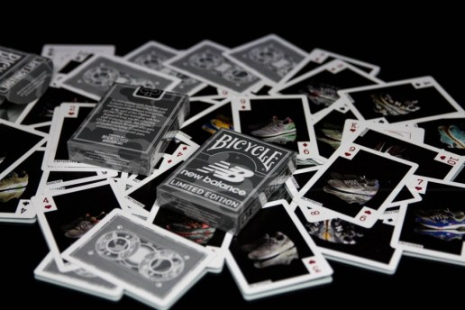 Distinct Life x New Balance x Bicycle Playing Cards