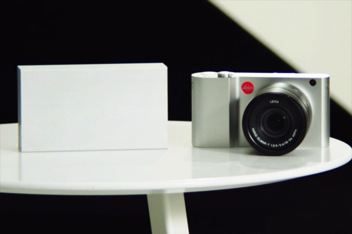 Introducing the Leica T-System Camera