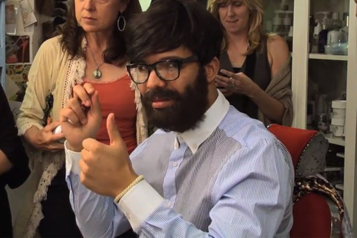Drake Goes Undercover for 'Lie Witness News' on Jimmy Kimmel Live