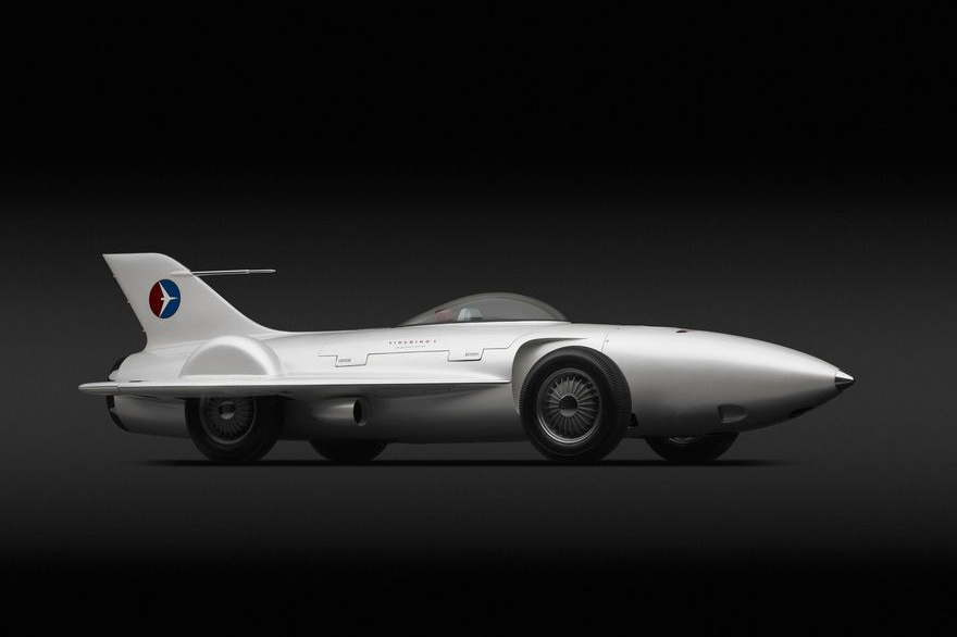 dream cars exhibition atlanta high museum of art