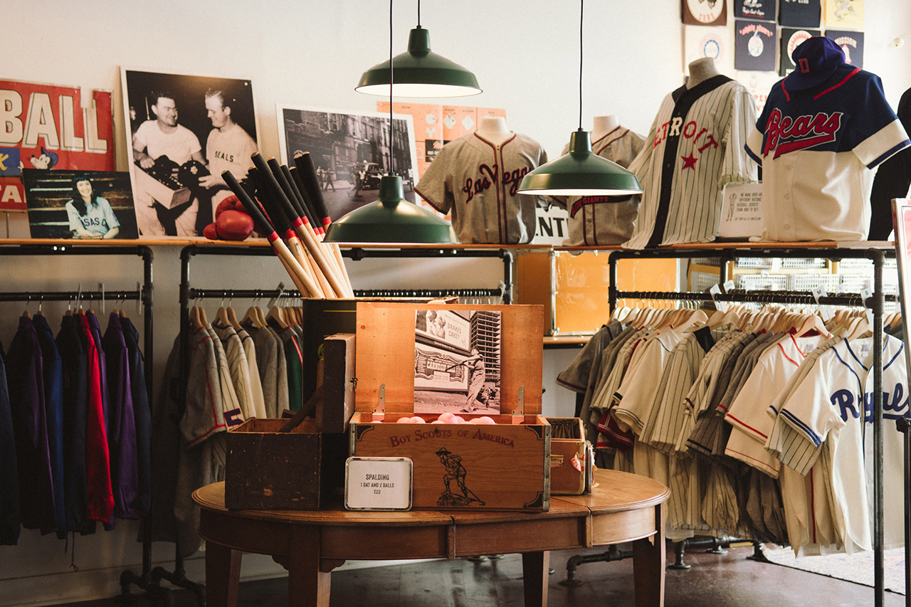 ebbets field flannels opens new storefront in seattle