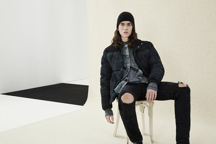Eleven Paris 2014 Fall/Winter Lookbook