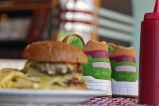 """END. x Saucony Shadow 5000 """"Burger"""" Preview"""