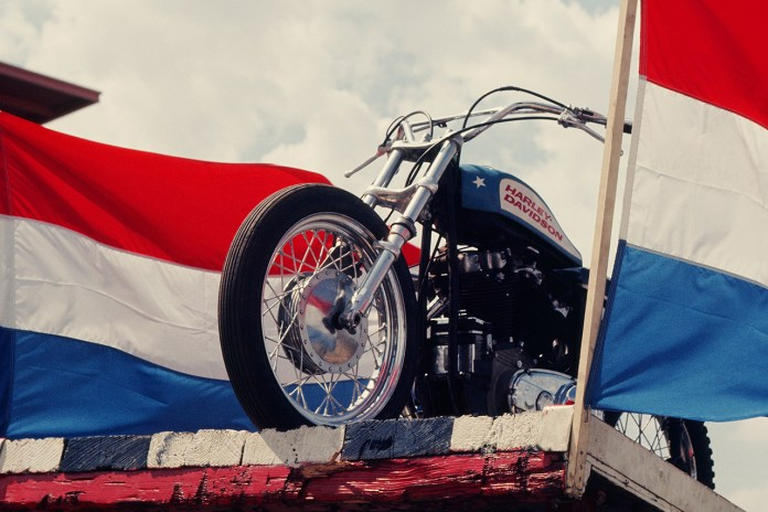 """Unseen Evel Knievel Images from """"Evel Comes to Cooperville"""" Book by Garrett Colton"""