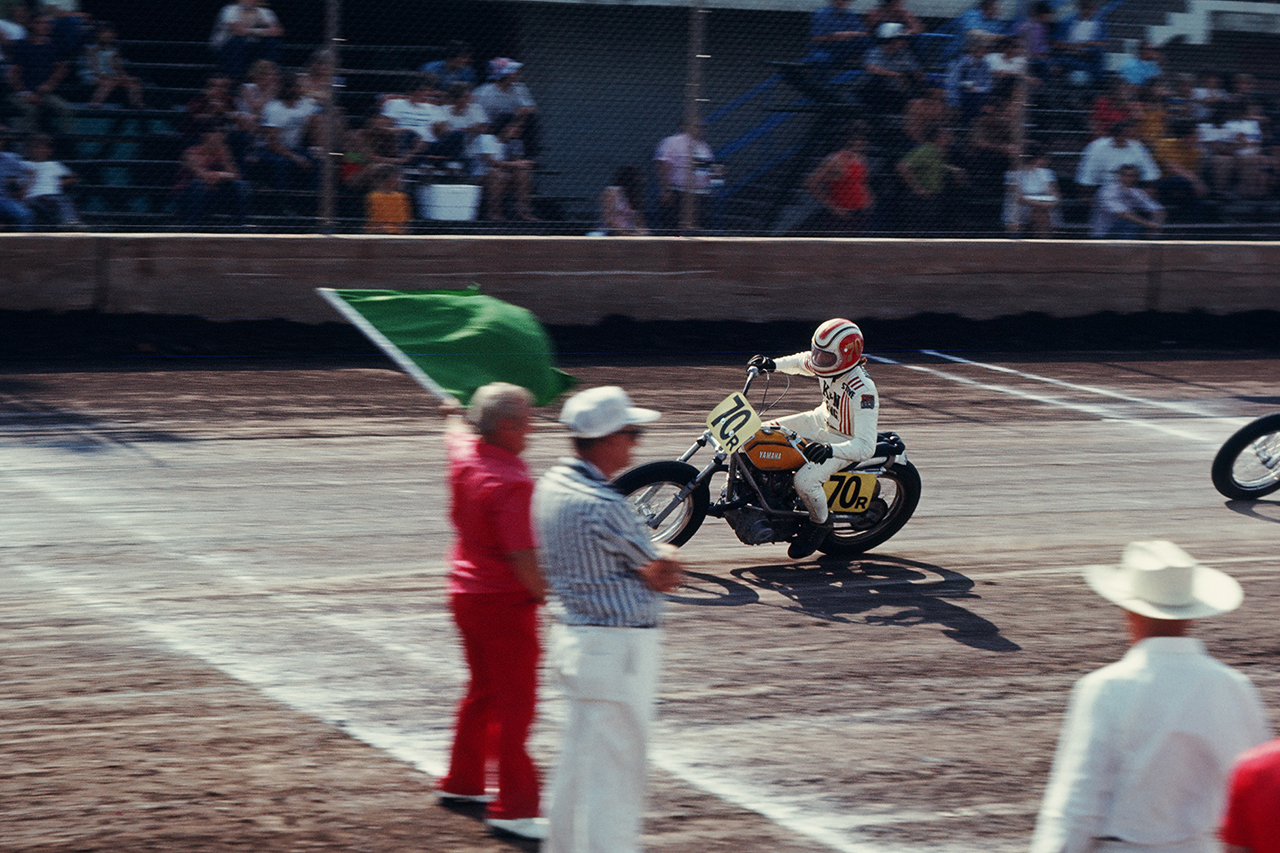 unseen evel knievel images from evel comes to cooperville book by garrett colton