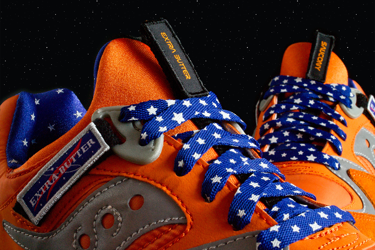 """Extra Butter x Saucony Grid 9000 """"ACES"""""""