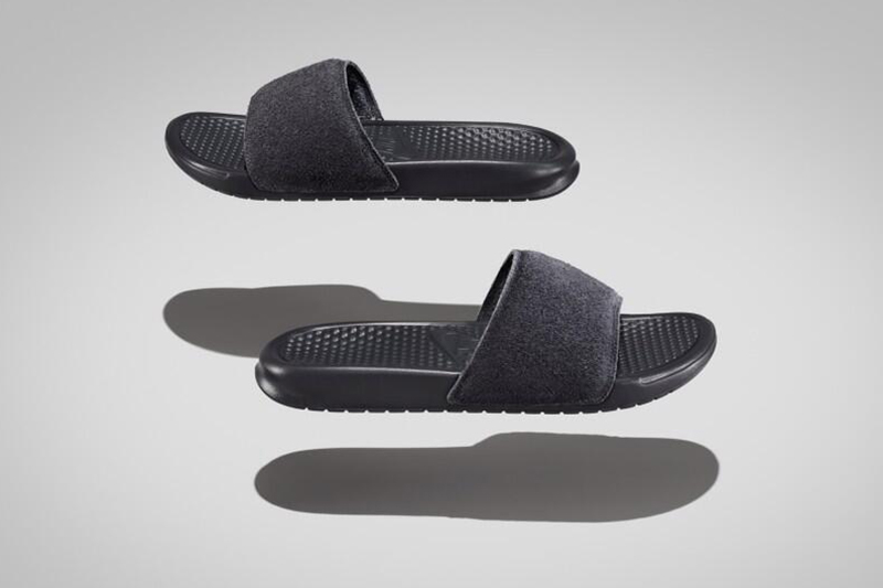 fragment design x Nike Benassi Slide SP