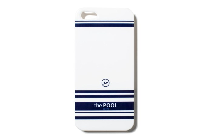 "fragment design ""the POOL Aoyama"" iPhone Case"