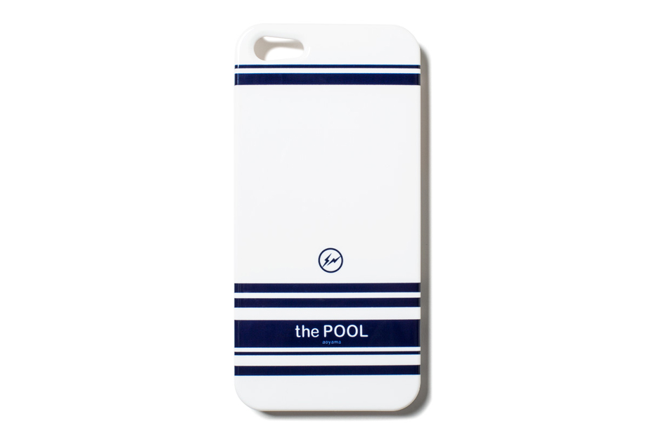 fragment design the pool aoyama iphone case