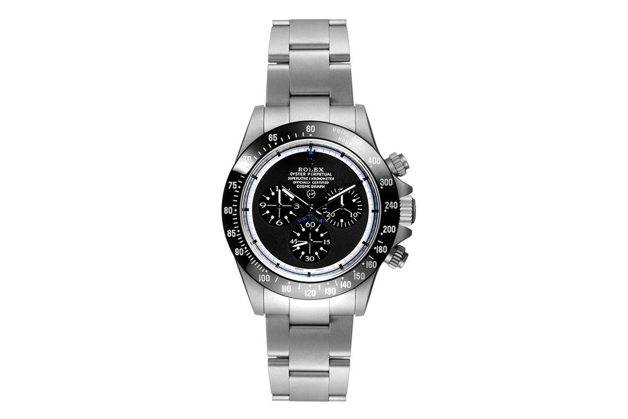 fragment design x Bamford Watch Department Rolex Daytona