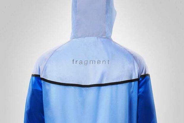 fragment design x Nike Windrunner