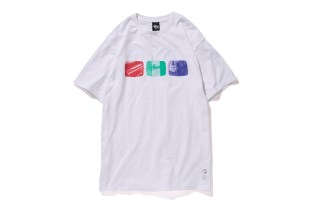 "fragment design x Stussy 2014 ""Cafe Tour"" Capsule Collection"
