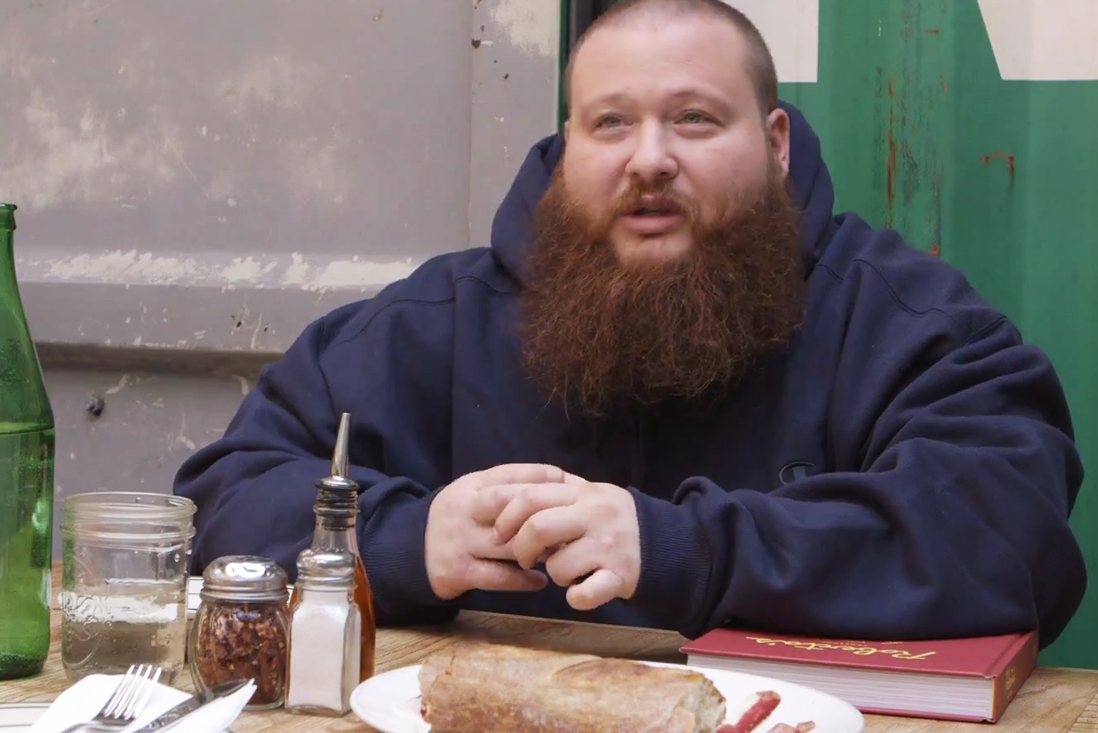 'Fuck, That's Delicious' Trailer with Action Bronson