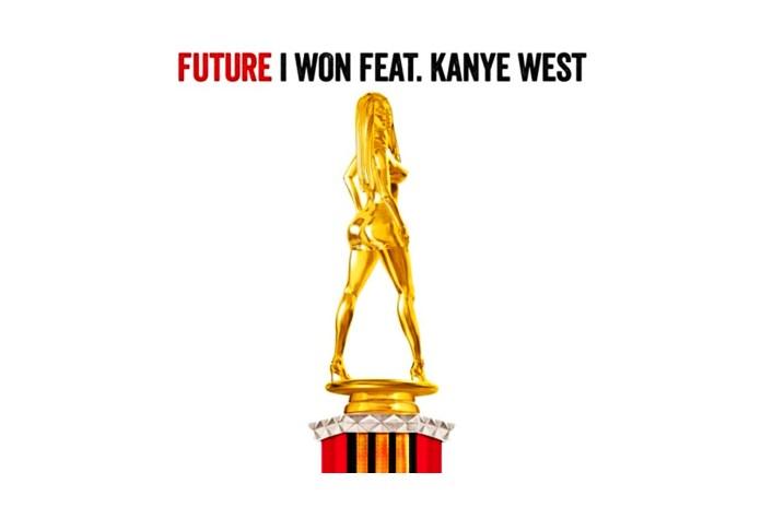 Future featuring Kanye West – I Won