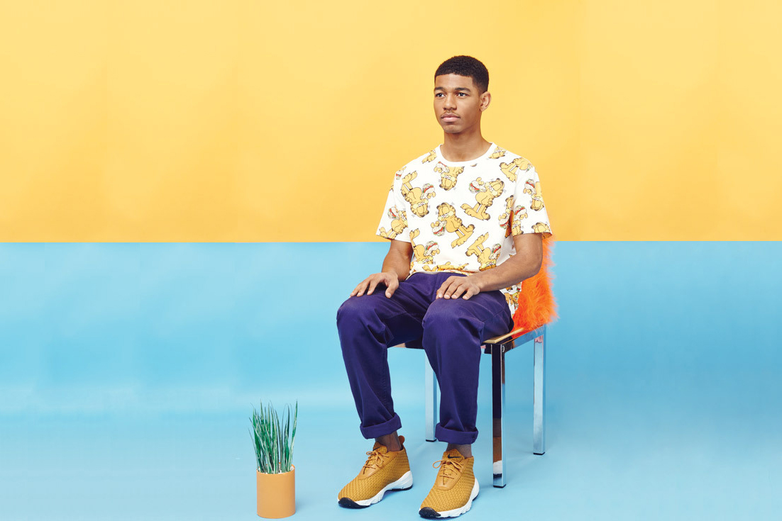 Garfield x Lazy Oaf 2014 Spring/Summer Collection