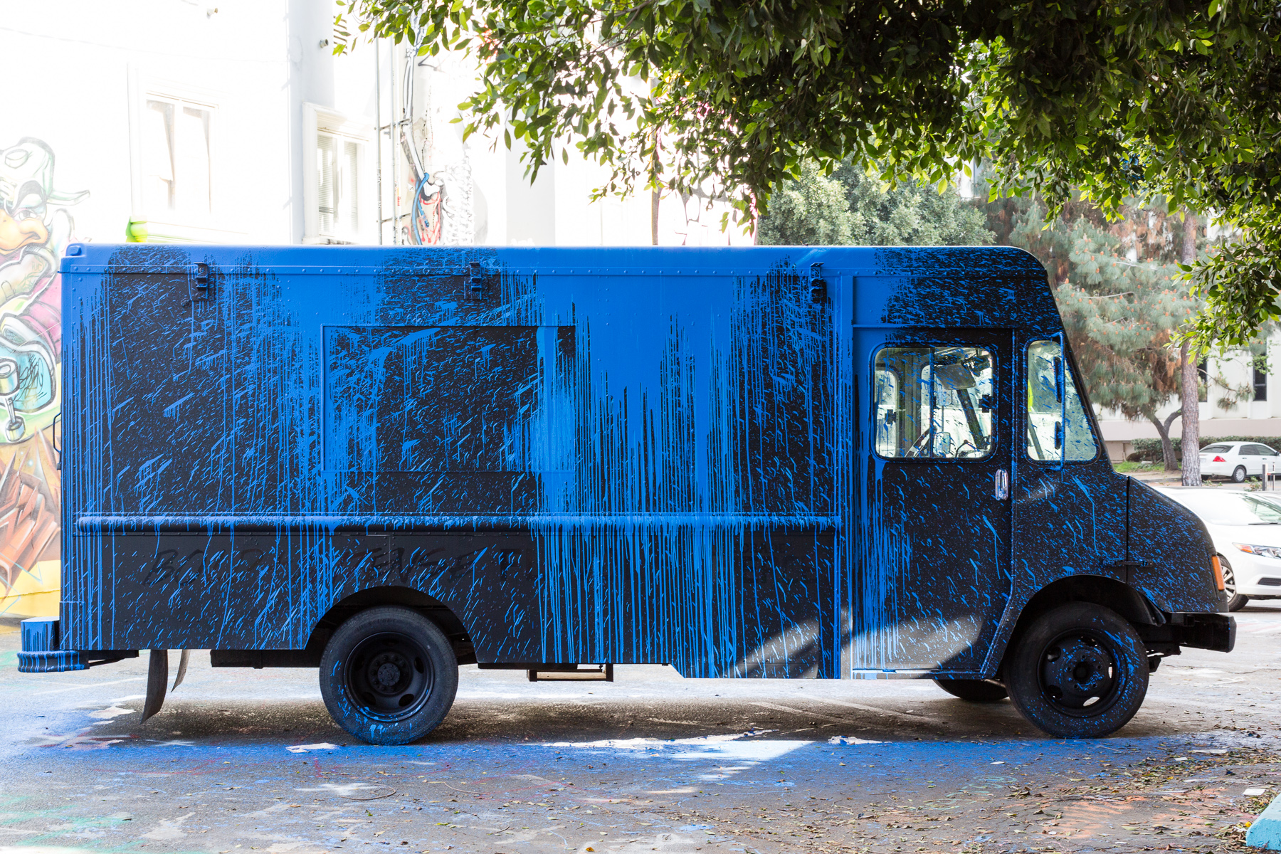 krink gatorade expression of bold and intense flavors fierce collective truck