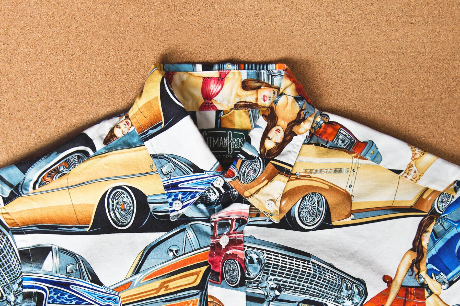 gitman bros vintage 2014 spring summer shirts