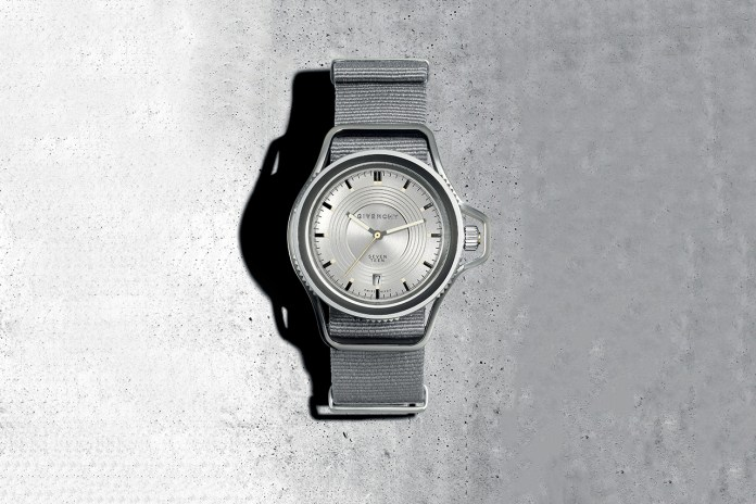 "Givenchy by Riccardo Tisci 2014 Spring/Summer ""Seventeen"" Watch"