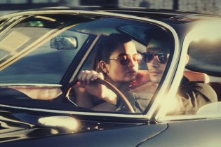 "Gucci ""Techno Color Sunglasses"" Film by James Franco"