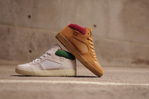 "Hanon x Lacoste Wytham ""On Court/Off Court"" Pack"