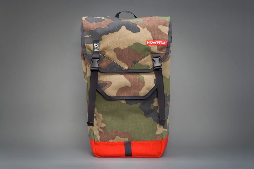 Heavy Pedal x Mixed Works 2014 Spring/Summer Bag Collection