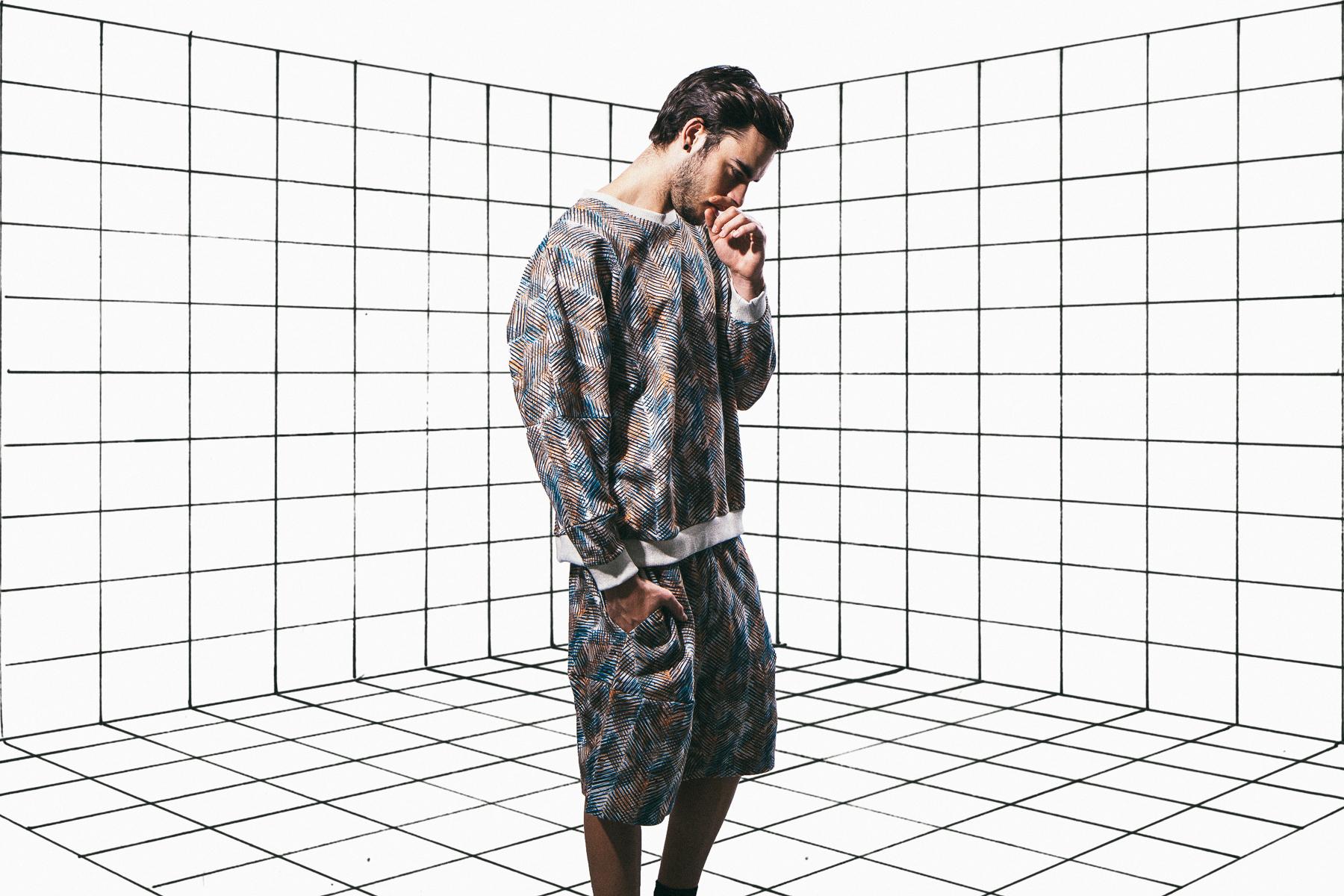 "Henrik Vibskov 2014 Spring/Summer ""The Bathtub Observer"" Collection"