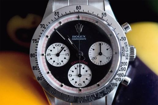 "HODINKEE Takes a Retrospective Look at the Rolex ""Paul Newman"" Daytona"