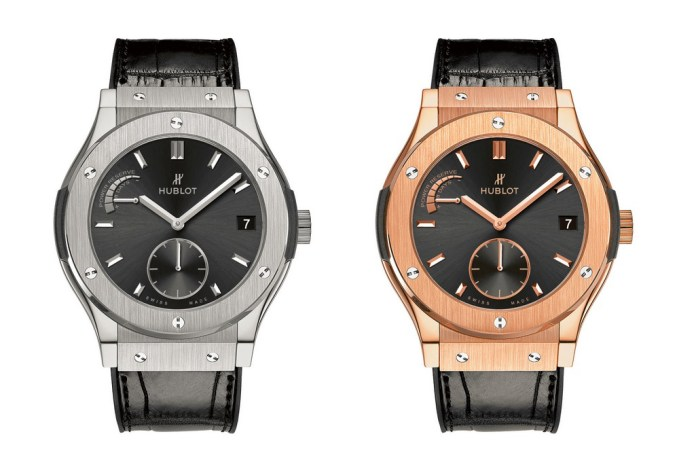 Hublot Classic Fusion 8-Day Power Reserve